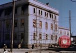 Image of destructed building Hiroshima Japan, 1946, second 22 stock footage video 65675042161