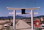 Image of Torii Hiroshima Japan, 1946, second 3 stock footage video 65675042167