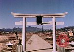 Image of Torii Hiroshima Japan, 1946, second 7 stock footage video 65675042167