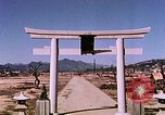 Image of Torii Hiroshima Japan, 1946, second 15 stock footage video 65675042167