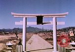 Image of Torii Hiroshima Japan, 1946, second 18 stock footage video 65675042167