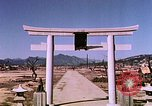 Image of Torii Hiroshima Japan, 1946, second 20 stock footage video 65675042167