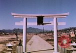 Image of Torii Hiroshima Japan, 1946, second 22 stock footage video 65675042167
