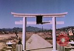 Image of Torii Hiroshima Japan, 1946, second 23 stock footage video 65675042167