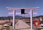 Image of Torii Hiroshima Japan, 1946, second 31 stock footage video 65675042167