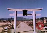 Image of Torii Hiroshima Japan, 1946, second 35 stock footage video 65675042167