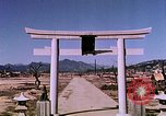 Image of Torii Hiroshima Japan, 1946, second 36 stock footage video 65675042167
