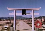 Image of Torii Hiroshima Japan, 1946, second 37 stock footage video 65675042167