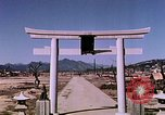 Image of Torii Hiroshima Japan, 1946, second 42 stock footage video 65675042167