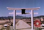 Image of Torii Hiroshima Japan, 1946, second 44 stock footage video 65675042167