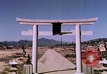 Image of Torii Hiroshima Japan, 1946, second 49 stock footage video 65675042167