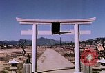 Image of Torii Hiroshima Japan, 1946, second 51 stock footage video 65675042167