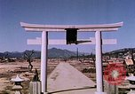 Image of Torii Hiroshima Japan, 1946, second 52 stock footage video 65675042167