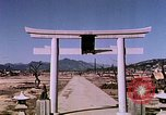 Image of Torii Hiroshima Japan, 1946, second 53 stock footage video 65675042167