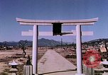 Image of Torii Hiroshima Japan, 1946, second 54 stock footage video 65675042167