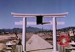 Image of Torii Hiroshima Japan, 1946, second 55 stock footage video 65675042167