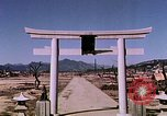 Image of Torii Hiroshima Japan, 1946, second 57 stock footage video 65675042167