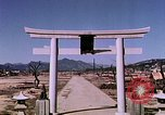 Image of Torii Hiroshima Japan, 1946, second 58 stock footage video 65675042167