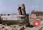 Image of destructed building Hiroshima Japan, 1946, second 23 stock footage video 65675042168