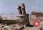 Image of destructed building Hiroshima Japan, 1946, second 30 stock footage video 65675042168