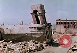 Image of destructed building Hiroshima Japan, 1946, second 31 stock footage video 65675042168