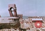 Image of destructed building Hiroshima Japan, 1946, second 33 stock footage video 65675042168