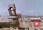 Image of destructed building Hiroshima Japan, 1946, second 37 stock footage video 65675042168