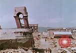 Image of destructed building Hiroshima Japan, 1946, second 38 stock footage video 65675042168