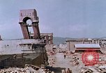 Image of destructed building Hiroshima Japan, 1946, second 42 stock footage video 65675042168