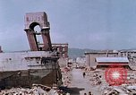 Image of destructed building Hiroshima Japan, 1946, second 45 stock footage video 65675042168