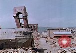 Image of destructed building Hiroshima Japan, 1946, second 46 stock footage video 65675042168