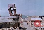 Image of destructed building Hiroshima Japan, 1946, second 49 stock footage video 65675042168