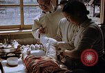 Image of Leg injuries from atomic bomb Hiroshima Japan, 1945, second 8 stock footage video 65675042173