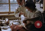 Image of Leg injuries from atomic bomb Hiroshima Japan, 1945, second 13 stock footage video 65675042173