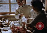 Image of Leg injuries from atomic bomb Hiroshima Japan, 1945, second 18 stock footage video 65675042173