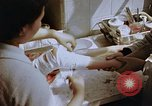 Image of Leg injuries from atomic bomb Hiroshima Japan, 1945, second 39 stock footage video 65675042173