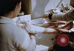 Image of Leg injuries from atomic bomb Hiroshima Japan, 1945, second 56 stock footage video 65675042173