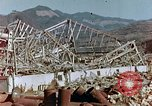 Image of steel frame structure Nagasaki Japan, 1946, second 4 stock footage video 65675042181