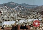 Image of steel frame structure Nagasaki Japan, 1946, second 9 stock footage video 65675042181