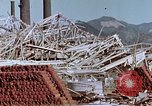 Image of steel frame structure Nagasaki Japan, 1946, second 45 stock footage video 65675042181