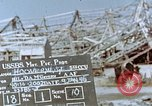 Image of steel frame structure Nagasaki Japan, 1946, second 46 stock footage video 65675042181