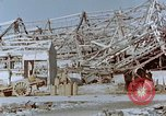 Image of steel frame structure Nagasaki Japan, 1946, second 50 stock footage video 65675042181