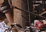 Image of collapsed metal stack Nagasaki Japan, 1946, second 21 stock footage video 65675042187