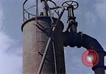 Image of collapsed metal stack Nagasaki Japan, 1946, second 40 stock footage video 65675042187