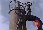 Image of collapsed metal stack Nagasaki Japan, 1946, second 41 stock footage video 65675042187