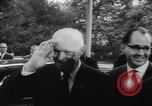 Image of Dwight D Eisenhower Bonn Germany, 1962, second 24 stock footage video 65675042220