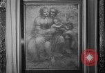 Image of Virgin and the child with saint Anne United Kingdom, 1962, second 47 stock footage video 65675042221