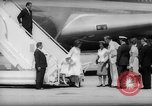 Image of Jacquelin Kennedy Rome Italy, 1962, second 15 stock footage video 65675042226