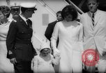 Image of Jacquelin Kennedy Rome Italy, 1962, second 21 stock footage video 65675042226