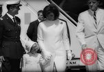 Image of Jacquelin Kennedy Rome Italy, 1962, second 22 stock footage video 65675042226